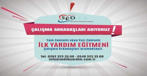SED Sağlık ve İlk Yardım Eğitimi